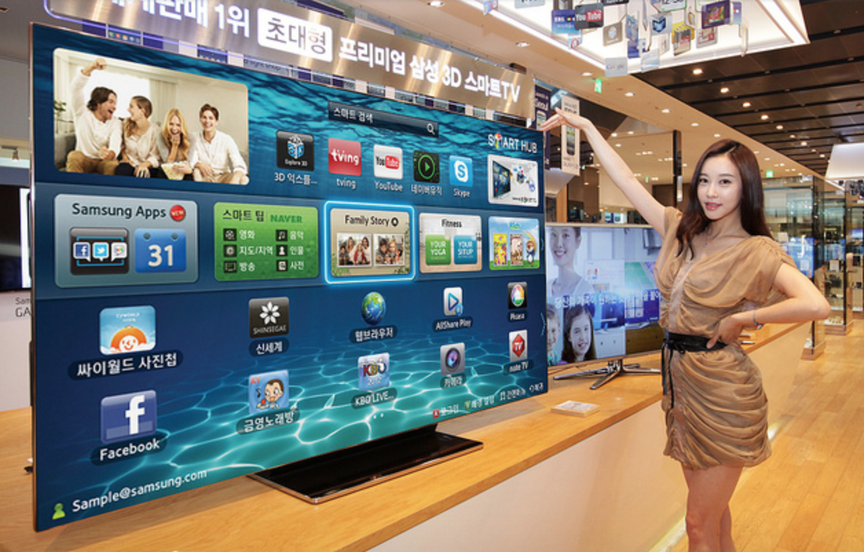Forget Ultra HD TVs, I want an OLED TV!